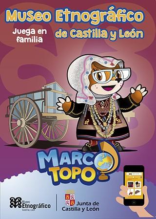 Marco Topo en el Museo Etnográfico de Castilla y León