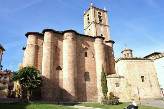 Monasterio de Santa María la Real en Nájera