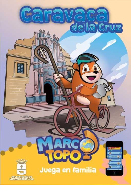 Marco Topo en Caravaca de la Cruz, Murcia, Turismo en familia