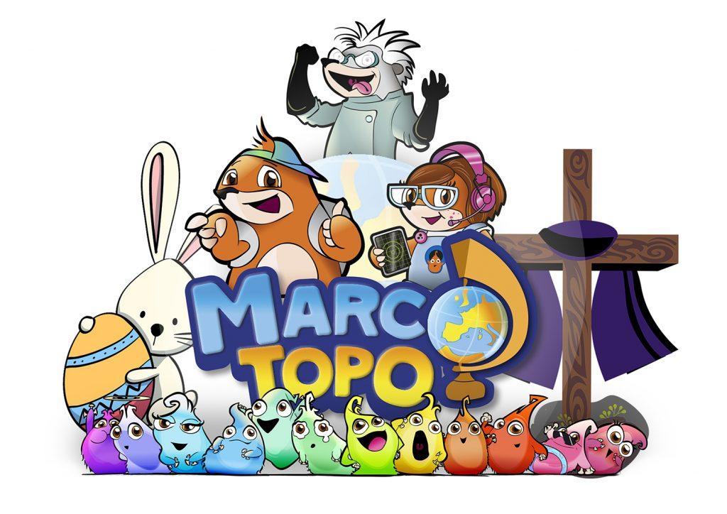 Marco Topo y la Semana Santa