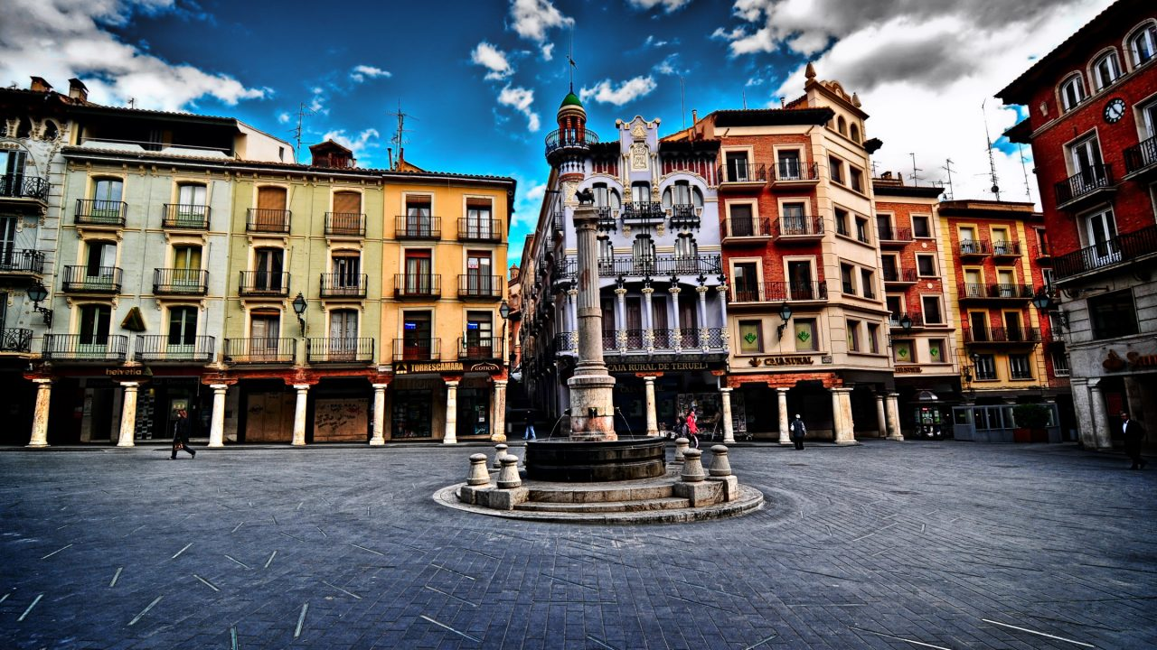 Turismo familiar en Teruel