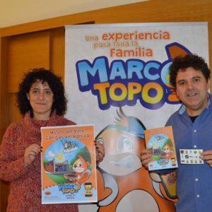Marco Topo en Cangas del Narcea